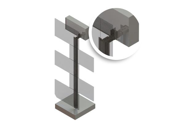 structure u rails